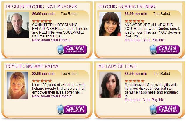 top rated tarot card readers